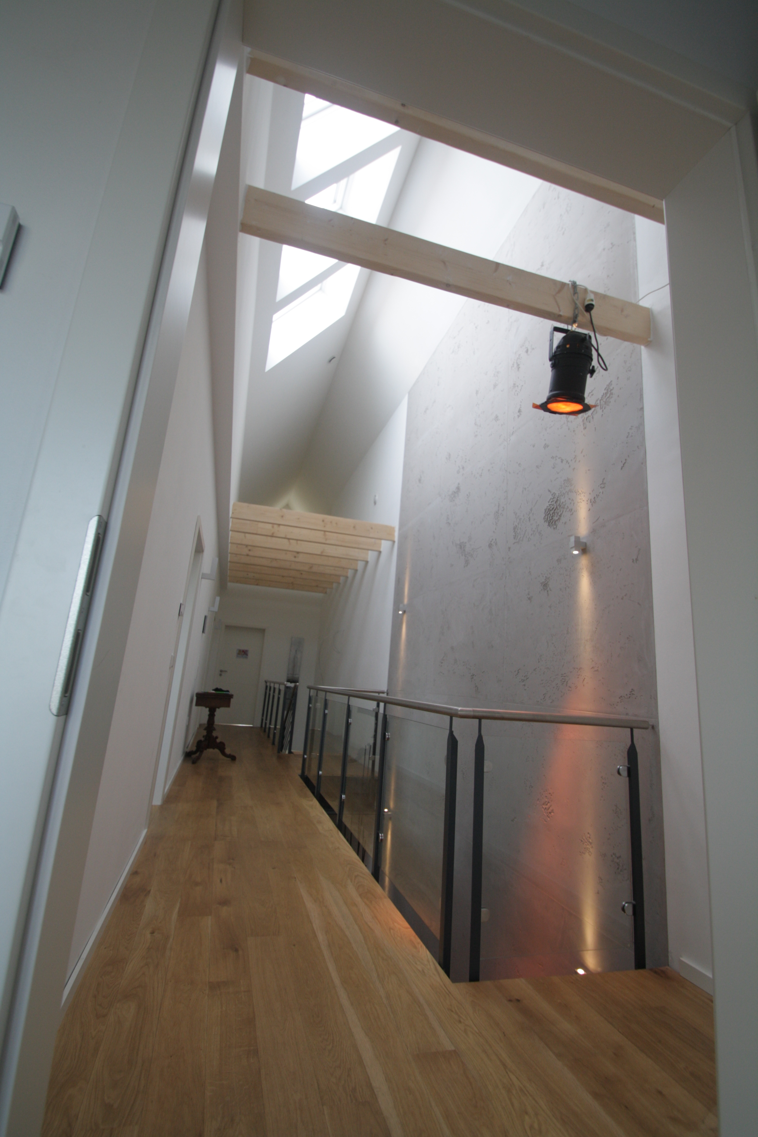 wandgestaltung in beton optik dein raumwerk. Black Bedroom Furniture Sets. Home Design Ideas